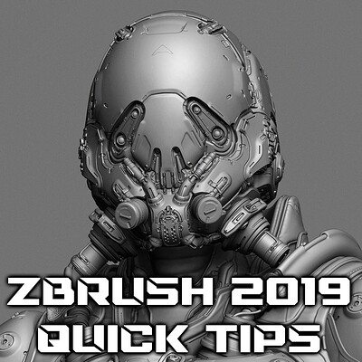 Zbrush Beta 2019 Zremesher Tips