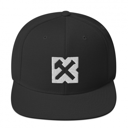 SNAPBACK HAT KM (VERSION 2)