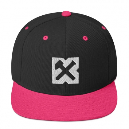 SNAPBACK HAT KM (VERSION 1)